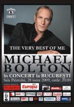 Concert Michael Bolton la Bucuresti