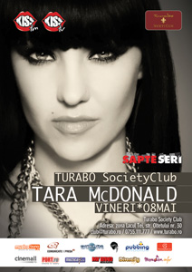 Tara Mc Donald la Turabo Society Club