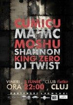 Cumicu in Club Gothic