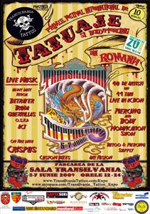 Concert ACT la Transilvania Tattoo Expo 2009