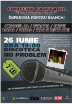 Concert Caritabil in Dicoteca No Problem din Oradea