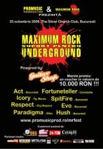 Maximum Rock Suport Pentru Underground in Bucuresti