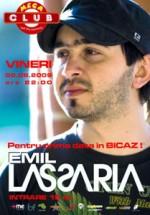 Emil Lassaria in Mega Club din Bicaz