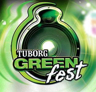 Tuborg Green Fest 2009 la Bucuresti