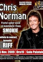 Concert Chris Norman la Sala Palatului din Bucuresti