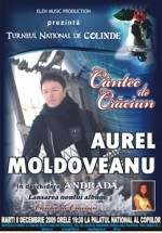Cantec de Craciun cu Aurel Moldoveanu la Bucuresti