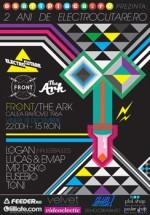 Party 2 ani de electrocutare.ro in The Ark din Bucuresti
