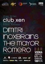 Dimitri in Club Xen din Brasov