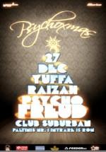 Psychofreud in Club Suburban din Brasov