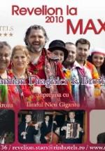 Revelion la maxim 2010 la Rin Grand Hotel din Bucuresti