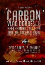Carbon in Retro Caffe din Ploiesti