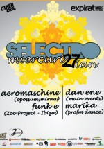 Selectro party in Club Expirat si Other Side din Bucuresti