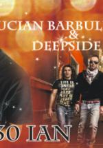 Lucian Barbulescu & Deepside Deejays in Club Chandelier din Braila