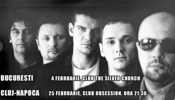 Concert Vama in Obsession Club din Cluj-Napoca