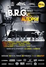 Lansare album B.R.G. in Club B52 din Bucuresti