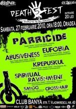 Death Fest 5 in Club Banya din Oradea