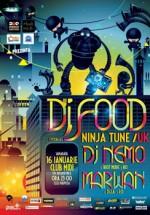 Dj Food in Club Midi din Cluj-Napoca