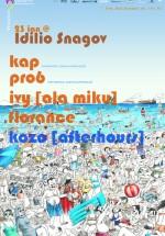 Pool Party la Idilio din Snagov