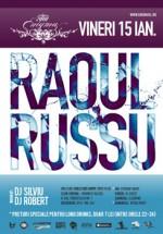 Raoul Russu in Club Enigma din Ramnicu Valcea