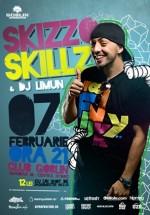 Concert Skizzo Skillz în Club Goblin din Bucureşti