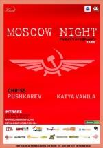 Moscow Night în Kristal Glam Club din Bucureşti