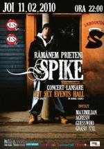 Lansare album Spike la Jet Set Events Hall din Bucureşti