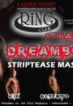 Dreamboys in Club Ring din Cluj-Napoca