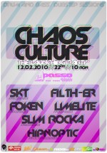 Chaos Culture în Club El Passo din Sfântu Gheorghe