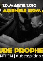 Future Prophecies la Arenele Romane din Bucureşti