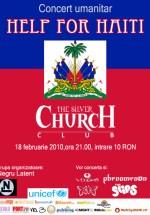 Help For Haiti în The Silver Church din Bucureşti