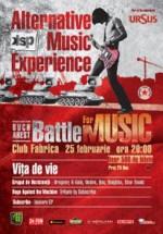 Battle For Music în Club Fabrica din Bucureşti