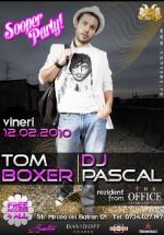 Tom Boxer & DJ Pascal în Club Vansses din Constanţa