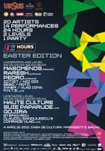 12 Hours Dance Marathon la Casa de Cultură din Bacău