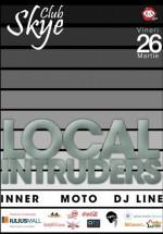 Local Intruders în Club Skye din Iaşi