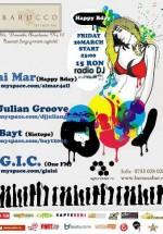 Happt Birthday Ai Mar în Barocco Bar din Bucureşti