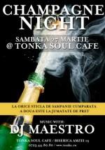 Chanpagne Night în Club Tonka din Bucureşti