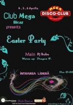Easter Party la Club Mega din Bicaz