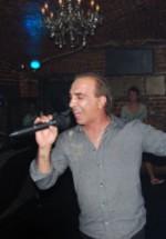 Concert Franco Midiri la Giovani Caffe din Suceava