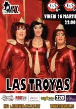 Concert Las Troyas în Club Maxx din Bucureşti