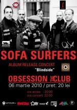 Concert Sofa Surferst, Parov Stelar & Max The Sax în Club Obsession din Cluj-Napoca