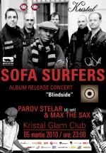 Sofa Surferst, Parov Stelar & Max The Sax în Kristal Glam Club din Bucureşti