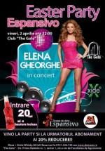 Concert Elena Gheorghe în Club The Gate din Bucureşti