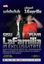 Concert La Familia în Club Wish din Constanţa