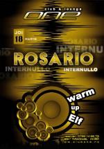 Rosario Internullo în One Club & Lounge din Constanţa