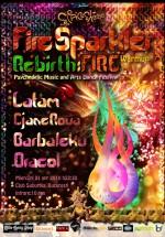 Fire Sparkles în Club Suburbia din Bucureşti