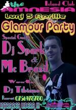 Glamour Party la Amnesia Island Club din Rădăuţi