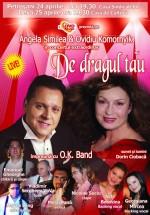 Concert Ovidiu Komornyik şi Angela Similea la Petroşani, Deva, Piteşti şi Ploieşti