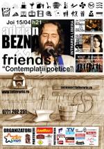 Concert Adrian Bezna în Pub La Fierarie din Suceava