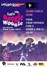 Let's Boogie Woogie la Studio Martin din Bucureşti