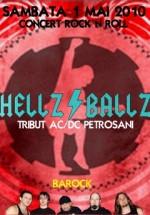 Concert Hellz Ballz la Club Barock din Petroşani